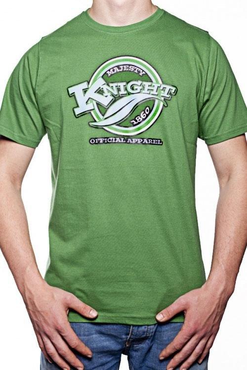 Pánské tričko OTS 1200-012 green