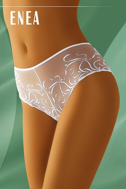 Dámské boxerky Enea white
