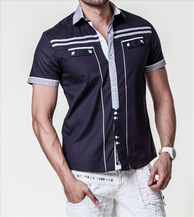 Trendy pánská košile cp-ko03na