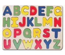 BINO Puzzle Abeceda 88045