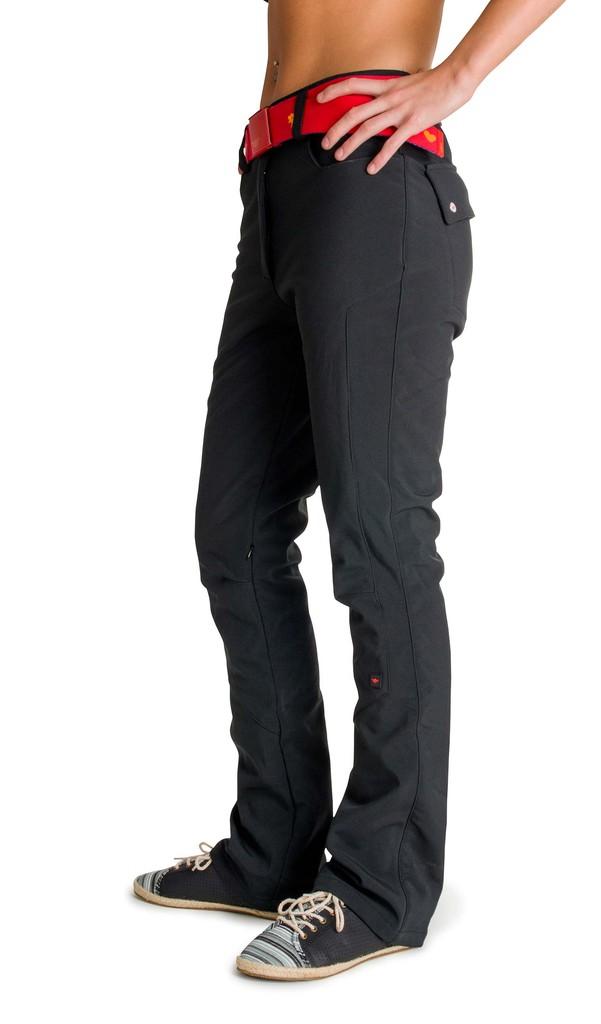 Dámské kalhoty Shell Ladies´ Pants Black