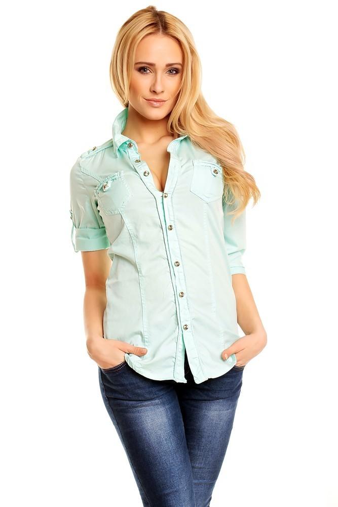 Dámská košile hs-ha021me