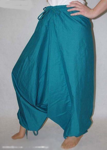 Kalhoty haremky jb-028tu