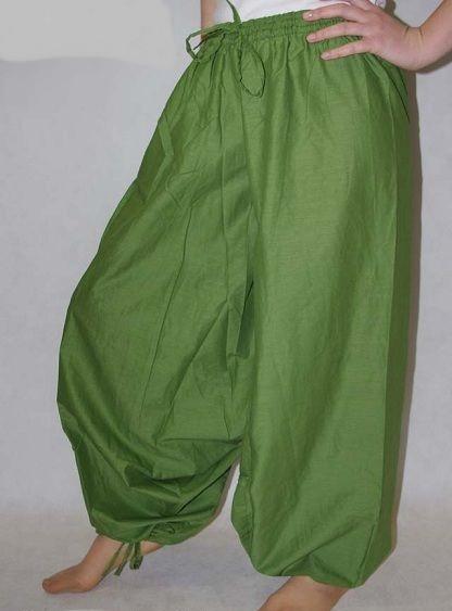 Kalhoty aladinky jb-028ze