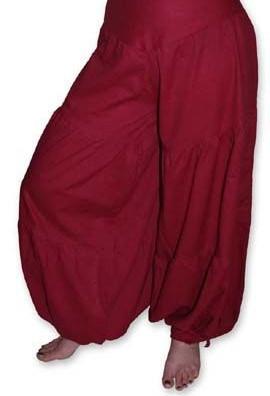 Kalhoty Aladinky jb-027bo