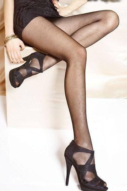 Punčochové kalhoty Amelia 16 černé