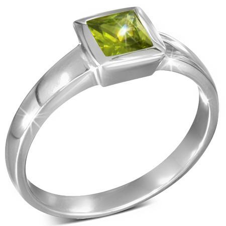 Dámský elegantní prsten th-zrc114