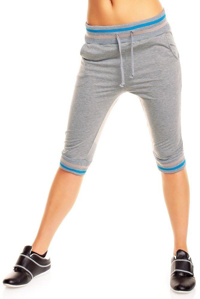 Teplákové kalhoty hs-te014gr