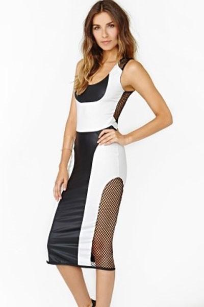 Dámské sexy šaty d-sat251