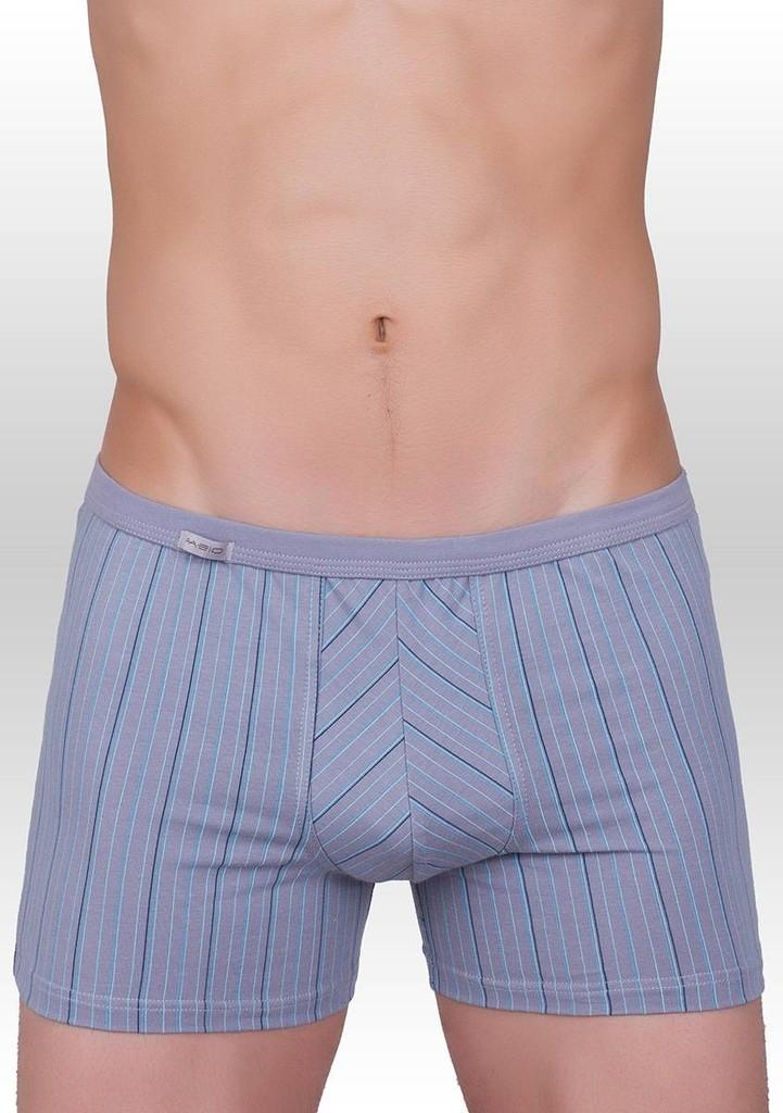 Pánské boxerky jemný svislý proužek vzor 328