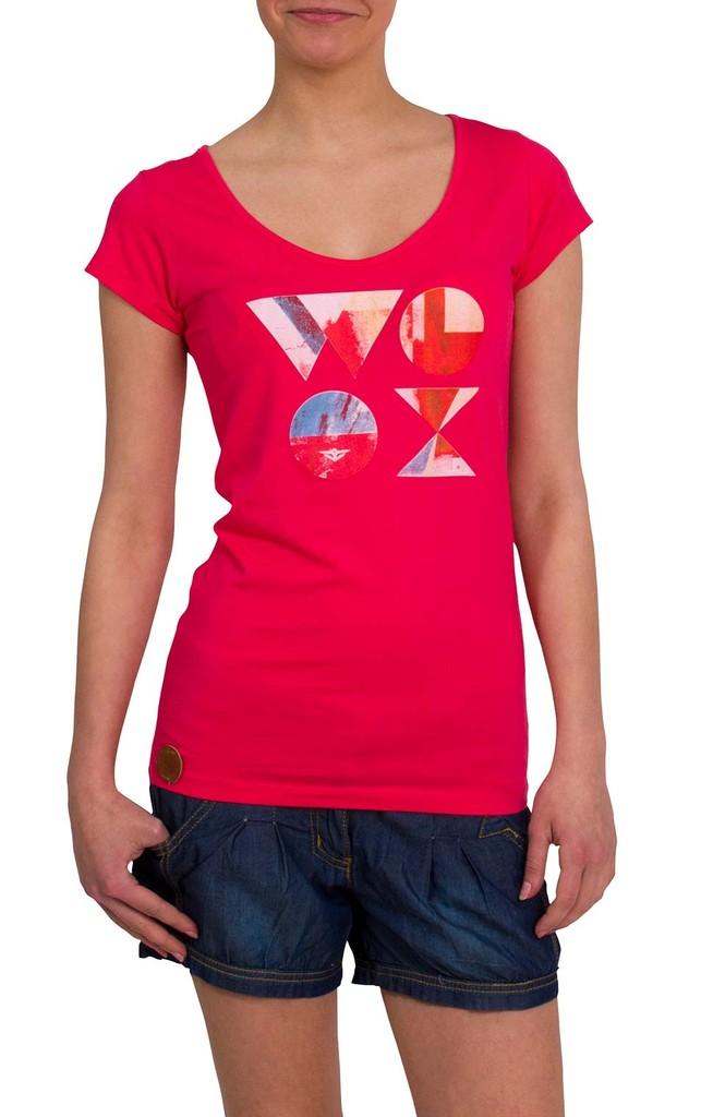 Dámské tričko Era Pink