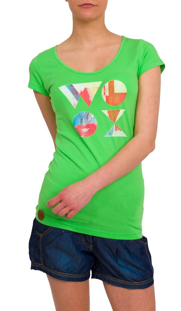 Dámské tričko Era Green