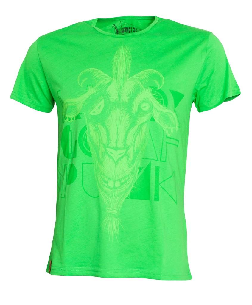 Pánské tričko Billy Goat Green