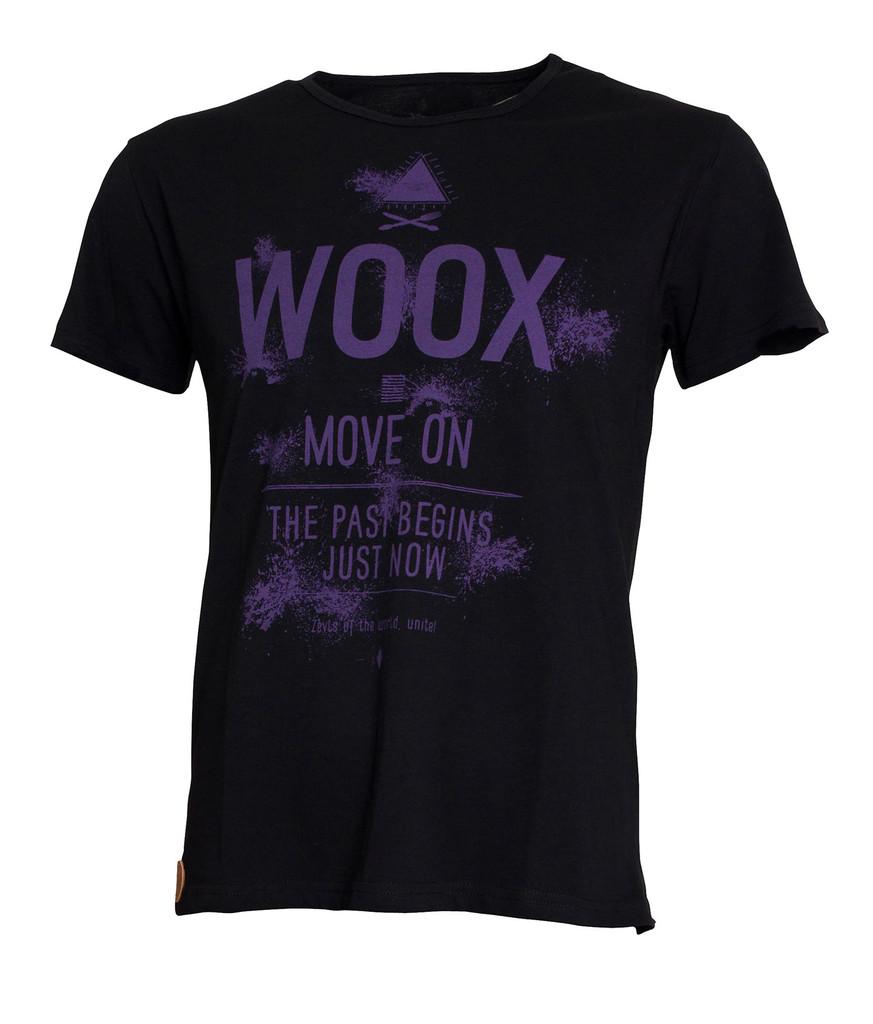 Pánské tričko Move On Black
