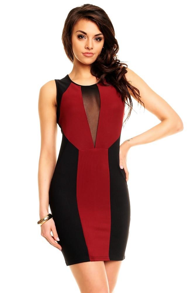 Elegantní dámské šaty hs-sa337