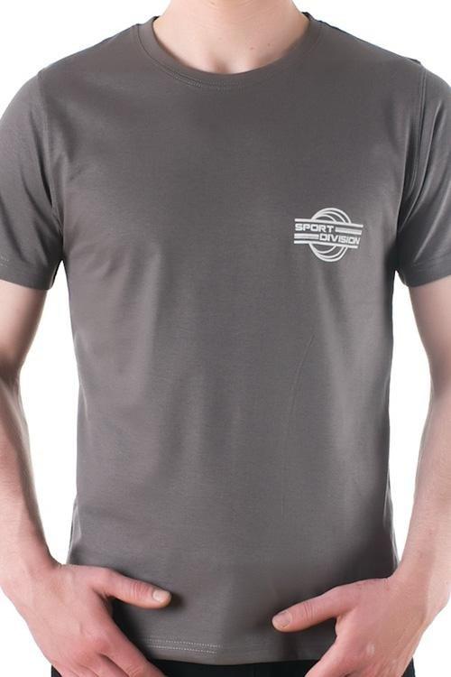Pánské tričko OTS 1200-019 grafit