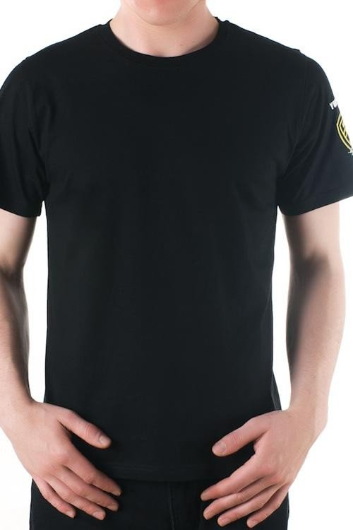 Pánské tričko OTS 1200-021 black