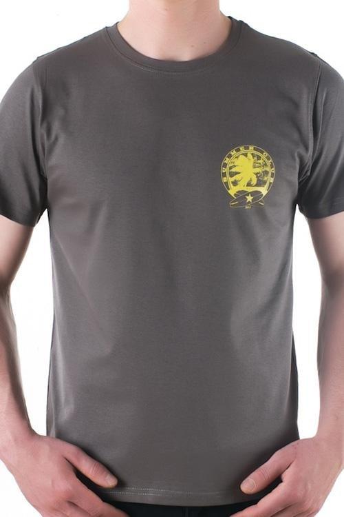 Pánské tričko OTS 1200-027 grafit