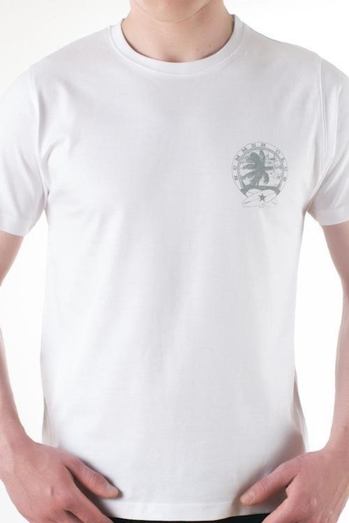 Pánské tričko OTS 1200-027 white