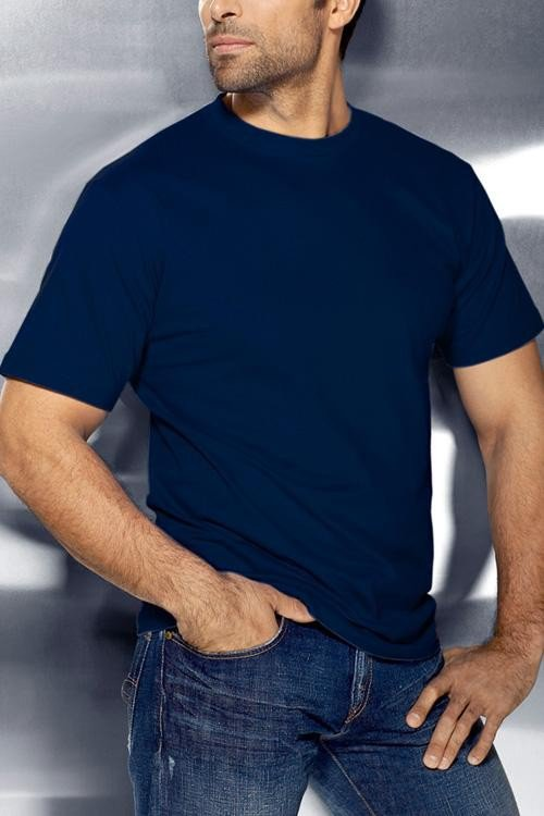 Pánské tričko OTS 950-001 granat