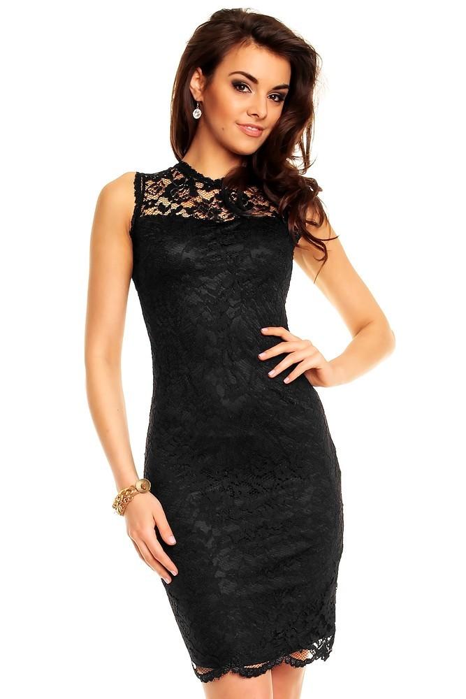 Krásné večerní šaty hs-sa338bl
