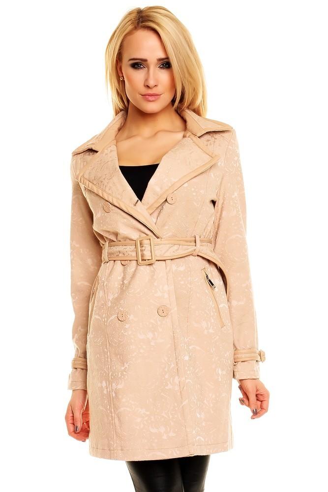 Luxusní dámský kabátek hs-bu082be