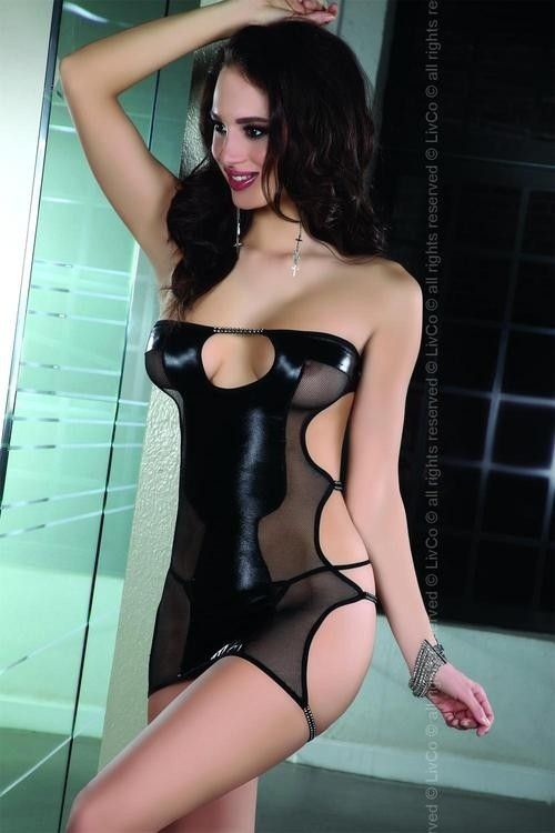 Erotické šaty Elyshia