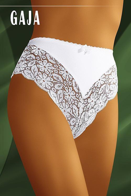 Dámské kalhotky Gaja white