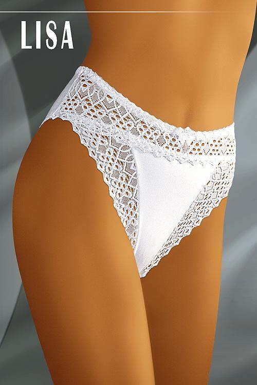 Dámské kalhotky Lisa white