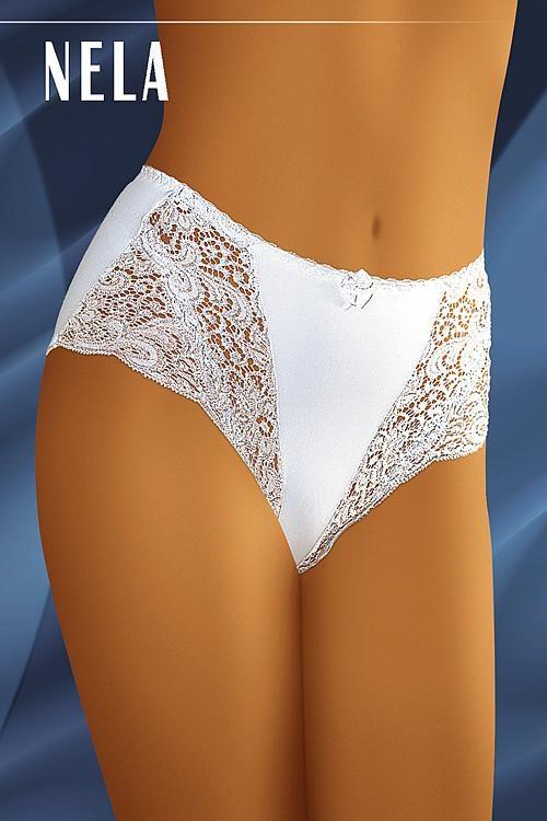 Dámské kalhotky Nela white