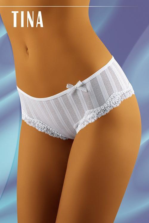Dámské kalhotky Tina white