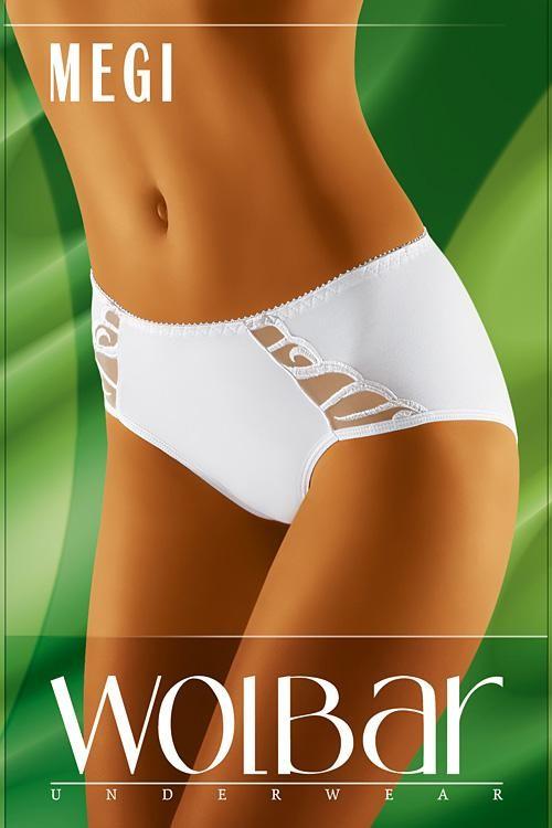 Dámské kalhotky Megi white