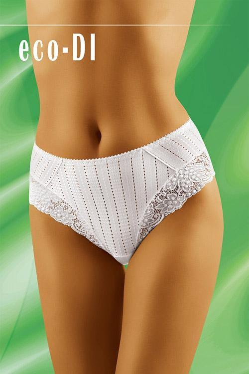 Dámské kalhotky eco-DI white