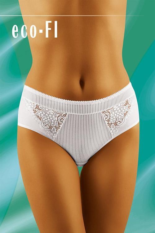Dámské kalhotky eco-FI white