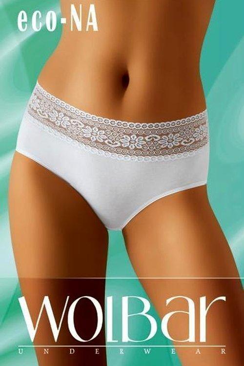 Dámské kalhotky eco-NA white