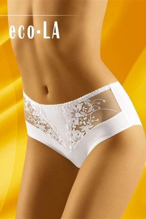 Dámské kalhotky eco-LA white