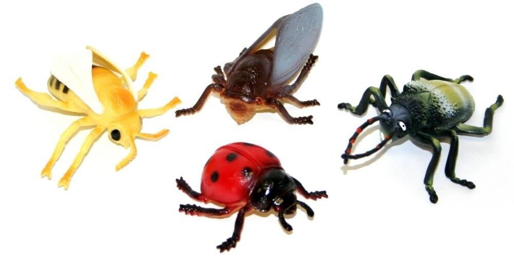Insekt v sáčku 4 ks