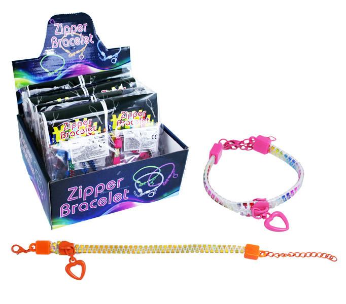 Náramek Zipper