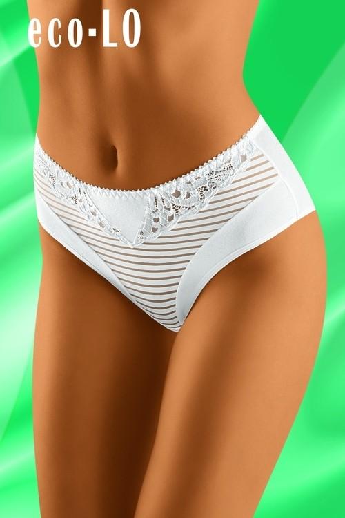 Dámské kalhotky eco-LO white