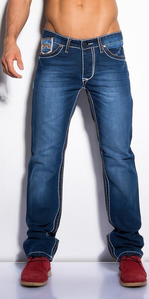 Pánské klasické džíny