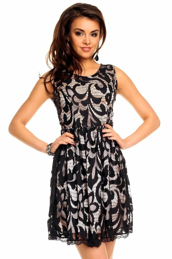 Elegantní večerní šaty hs-sa387