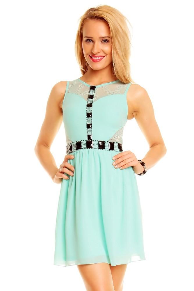 Společenské dámské šaty hs-sa380me