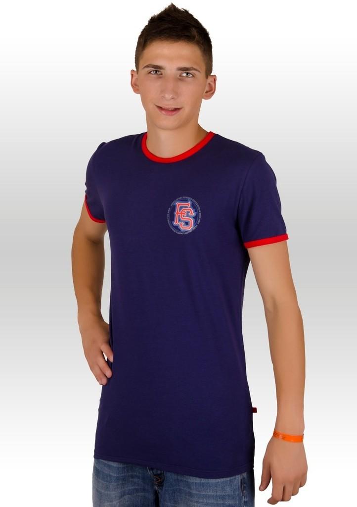 Pánské tričko s logem FS