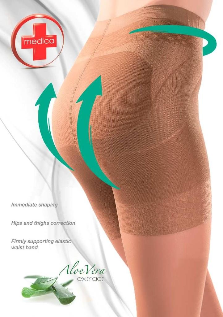Punčochové kalhoty PUSH UP tvarující hýždě 20 DEN