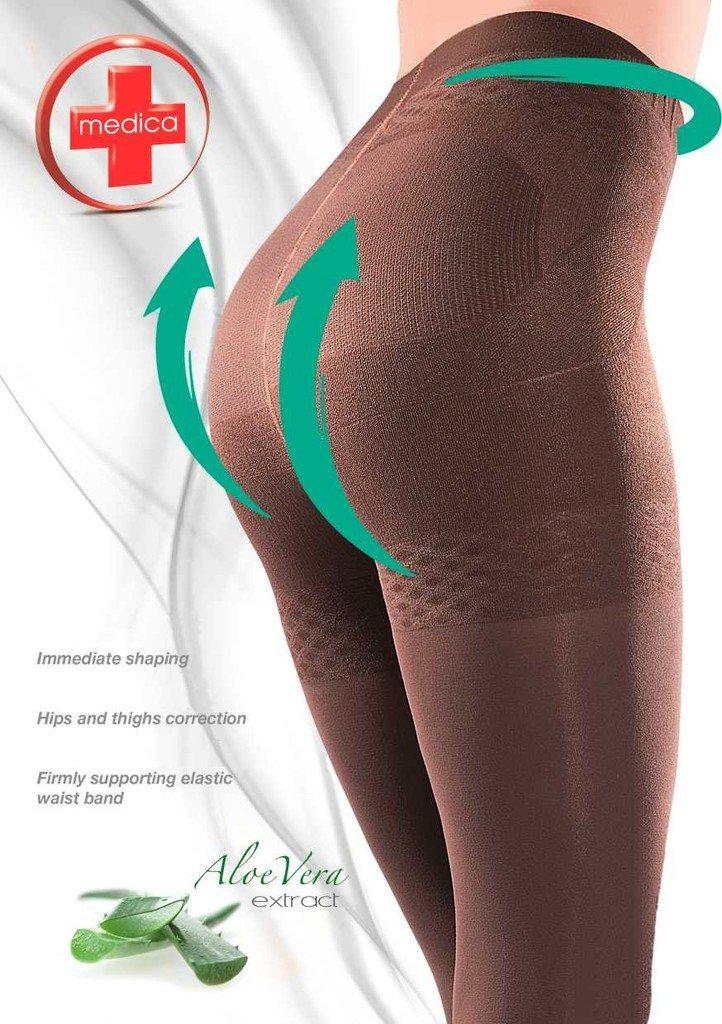 Punčochové kalhoty PUSH UP tvarující hýždě 100 DEN