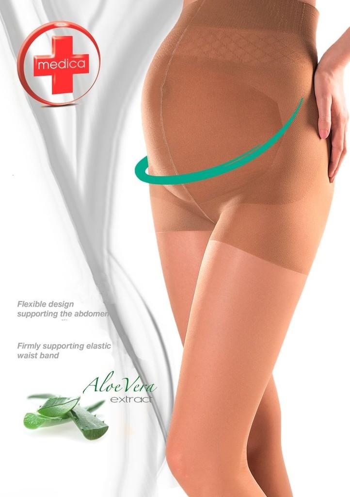 Punčochové kalhoty MAMA pro těhotné ženy 20 DEN