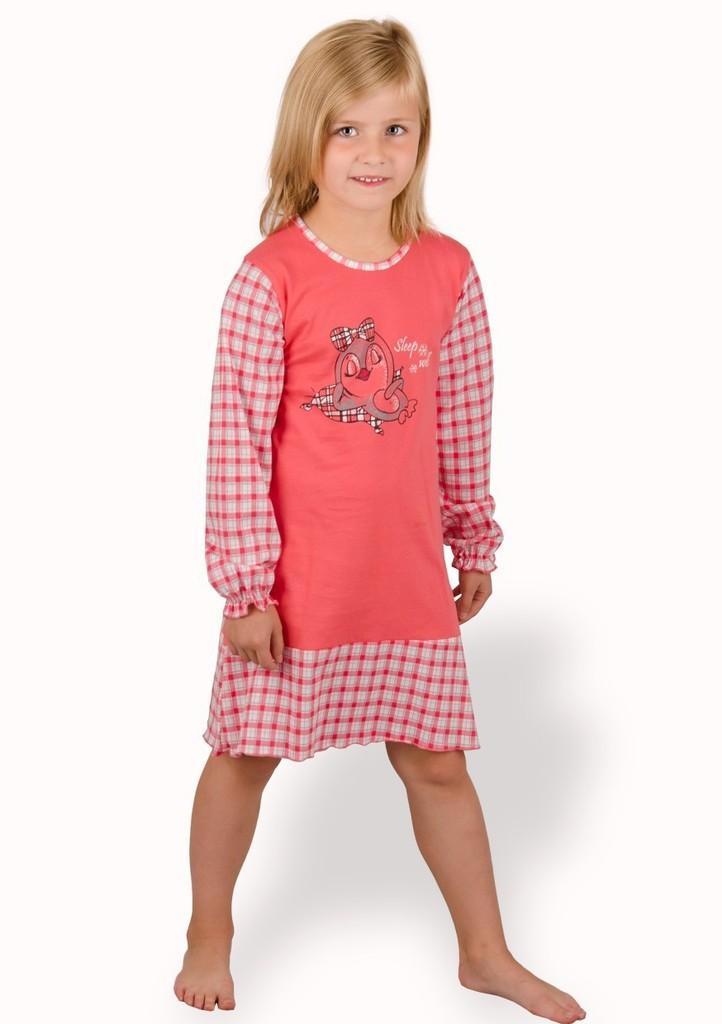 Dětská noční košile s obrázkem tučňáka