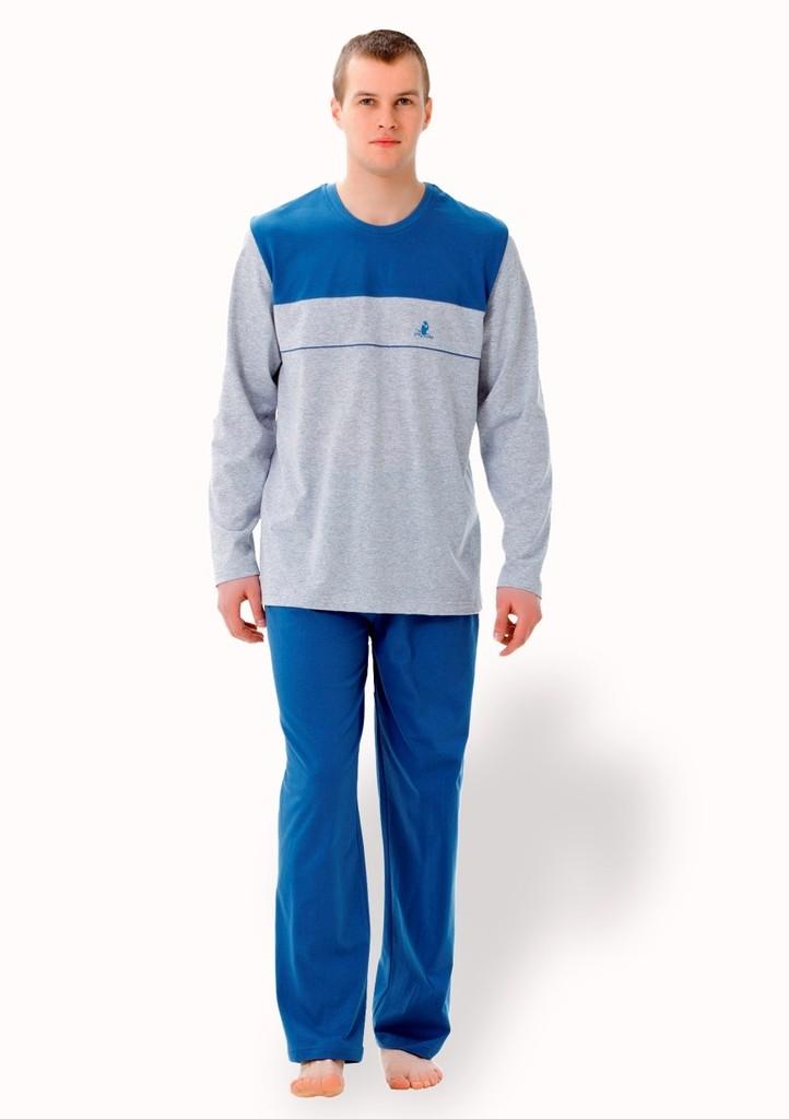 Pánské pyžamo s obrázkem Mr. max