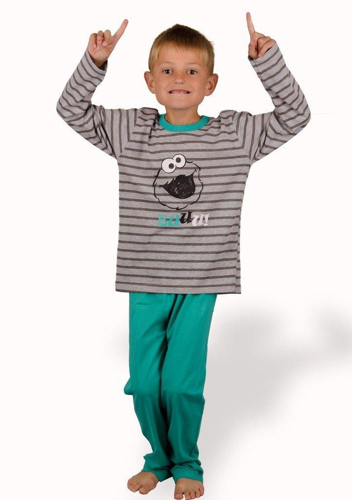Dětské pyžamo s jemným proužkem