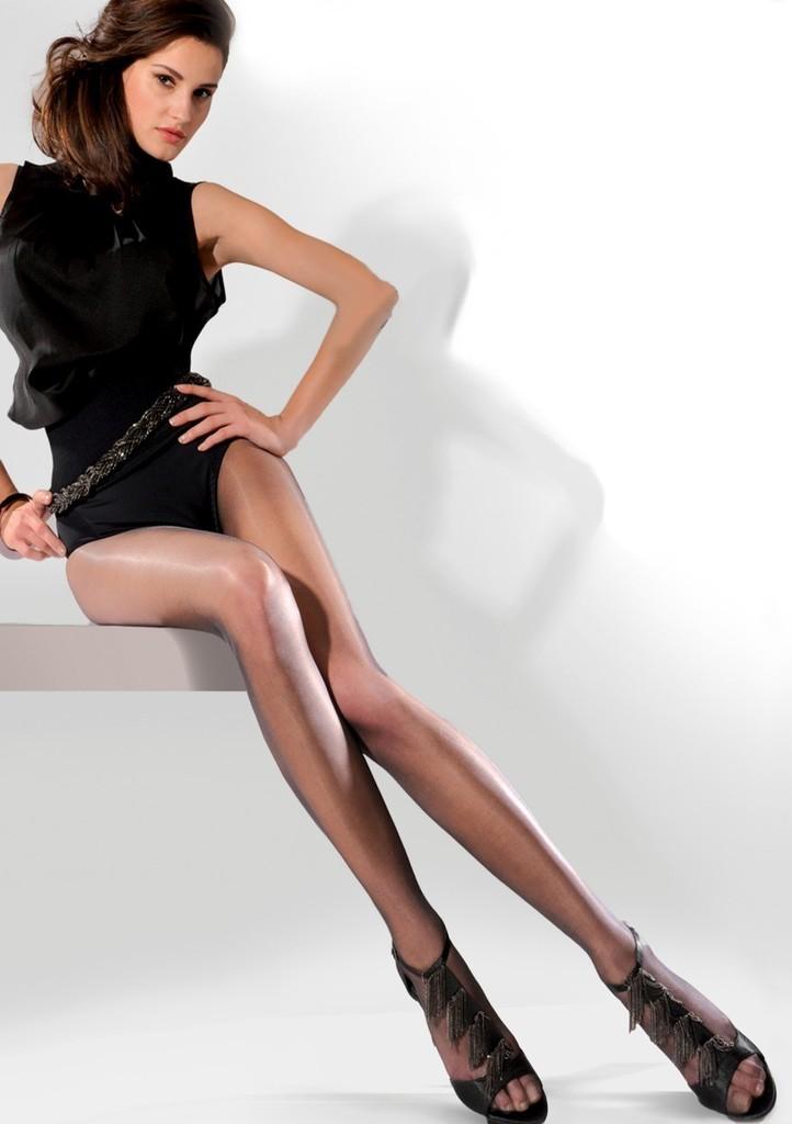 Punčochové kalhoty bez špice a sedu EXCLUSIVE 20 DEN